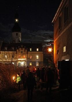 Land Weihnacht Gut Neumark - © www.gut-neumark.de
