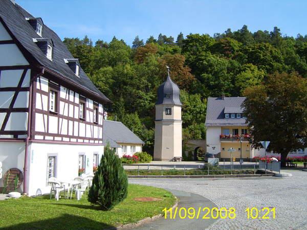 Dorfplatz Wiedersberg