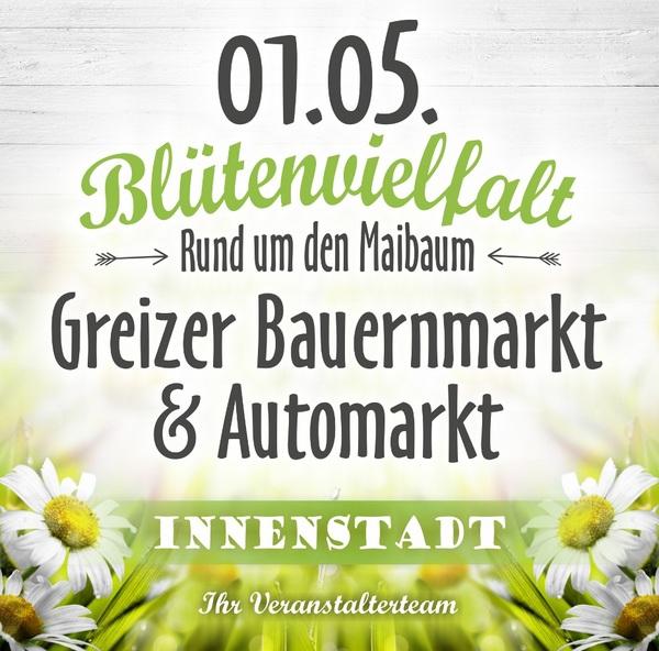 Bauernmarkt- und Automarkt