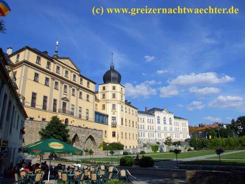 Greiz Schloßgarten