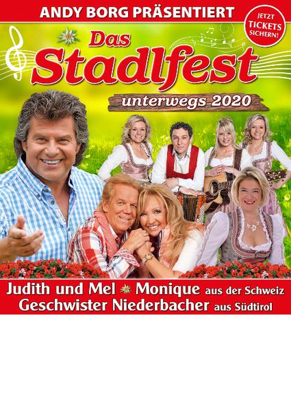 Plakat Stadlfest
