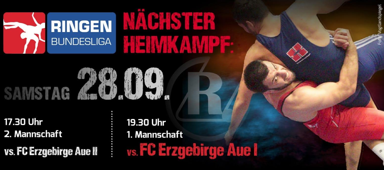 RSV Rotation Greiz gegen FC Erzgebirge Aue