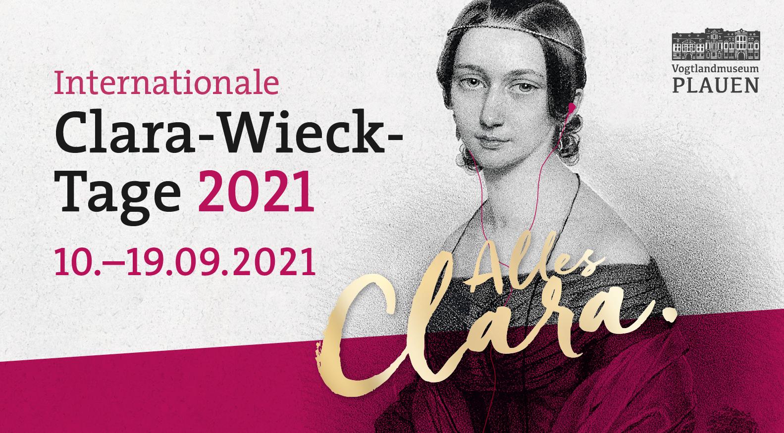 Internationale Clara-Wieck-Tage 2021