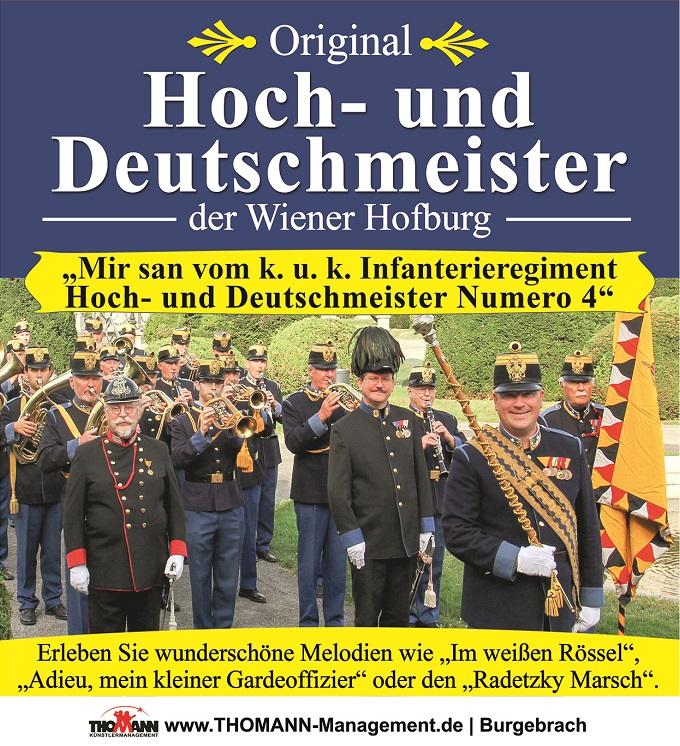 Hoch- und Deutschmeister