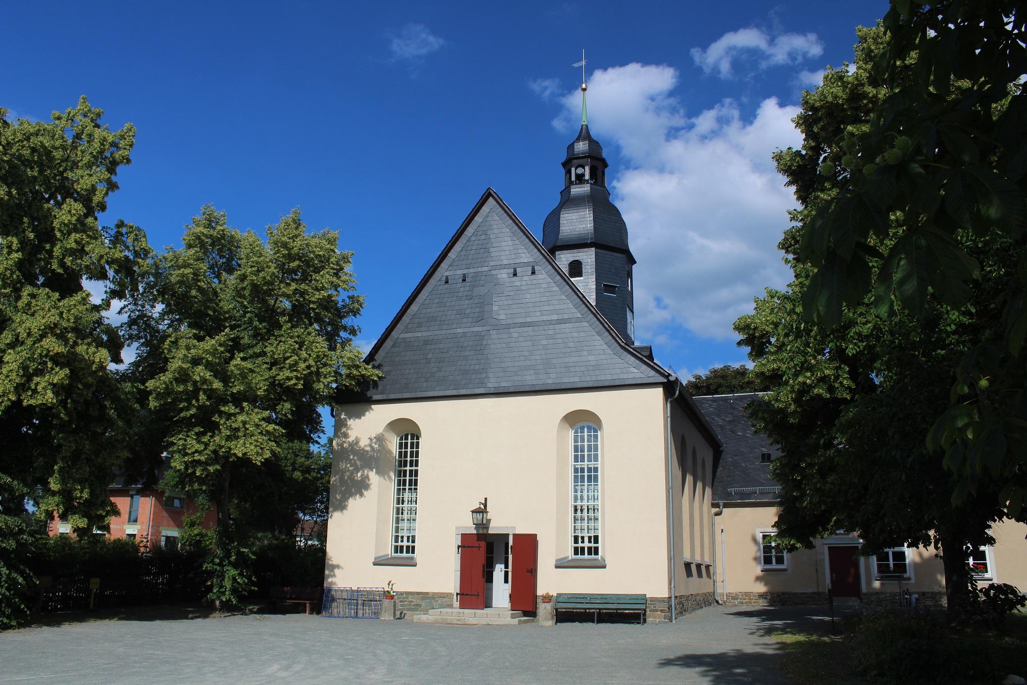 Dreifaltigkeitskirche Jocketa