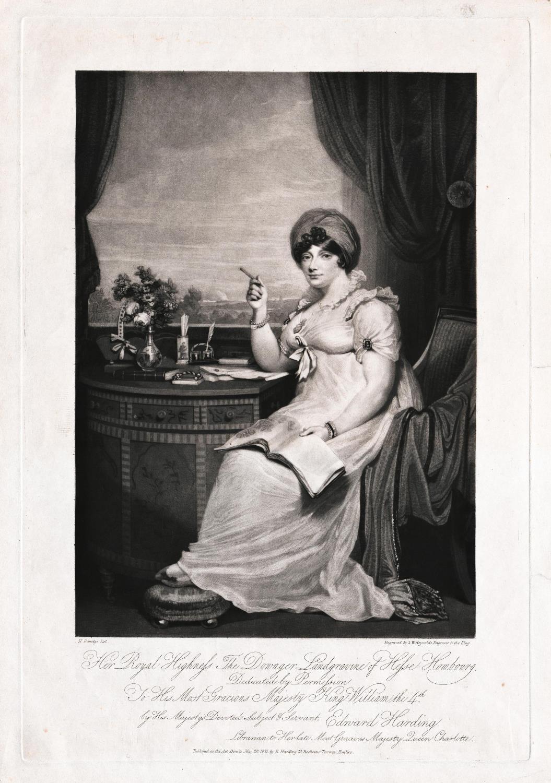 Elizabeth,  Landgräfin von Hessen-Homburg