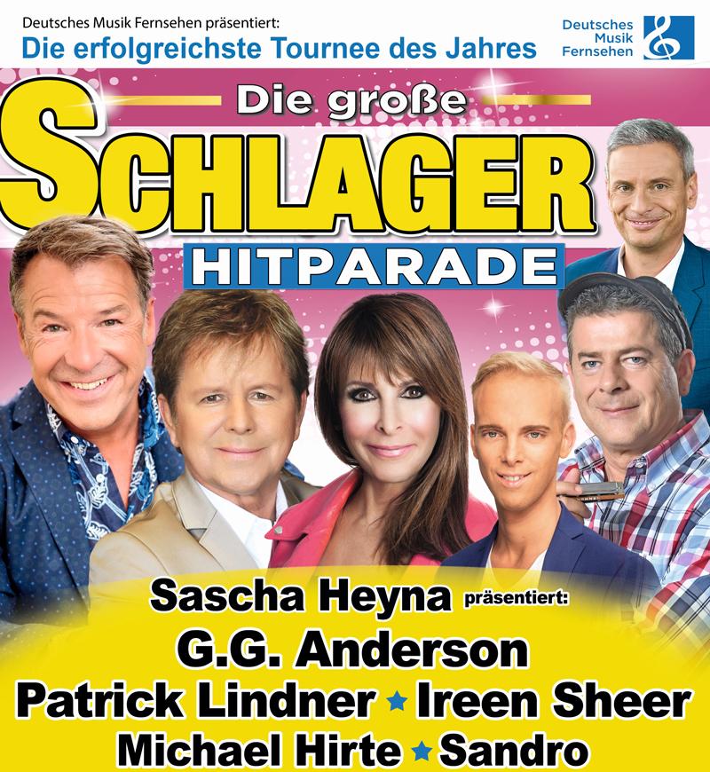 Interpreten Schlagerparade