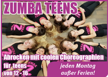 Zumba Teens