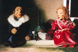 Szenenfoto Dornröschen